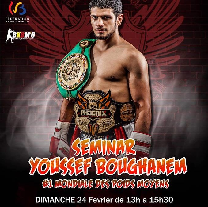 Boughanem is back !