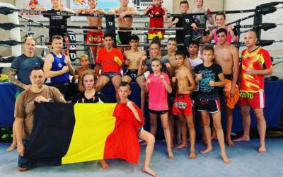 IFMA BELGIUM – Youth Training Camp