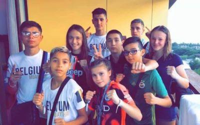 Championnat du monde IFMA junior 2019 : compte rendu. Progression & Satisfaction !